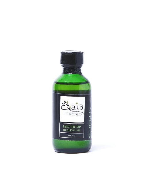Iaso Hemp Healing Oil (2 0z)
