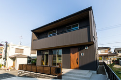 無垢材と暮らす家