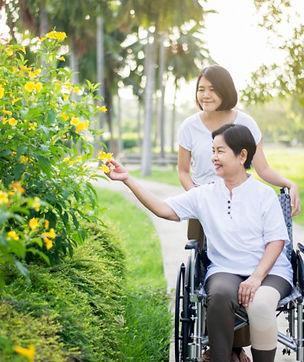 senior-care-insurance-concept-caregiver-