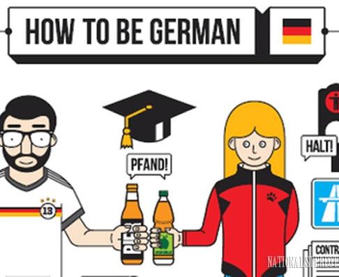 Almanlar nasıl insanlar?