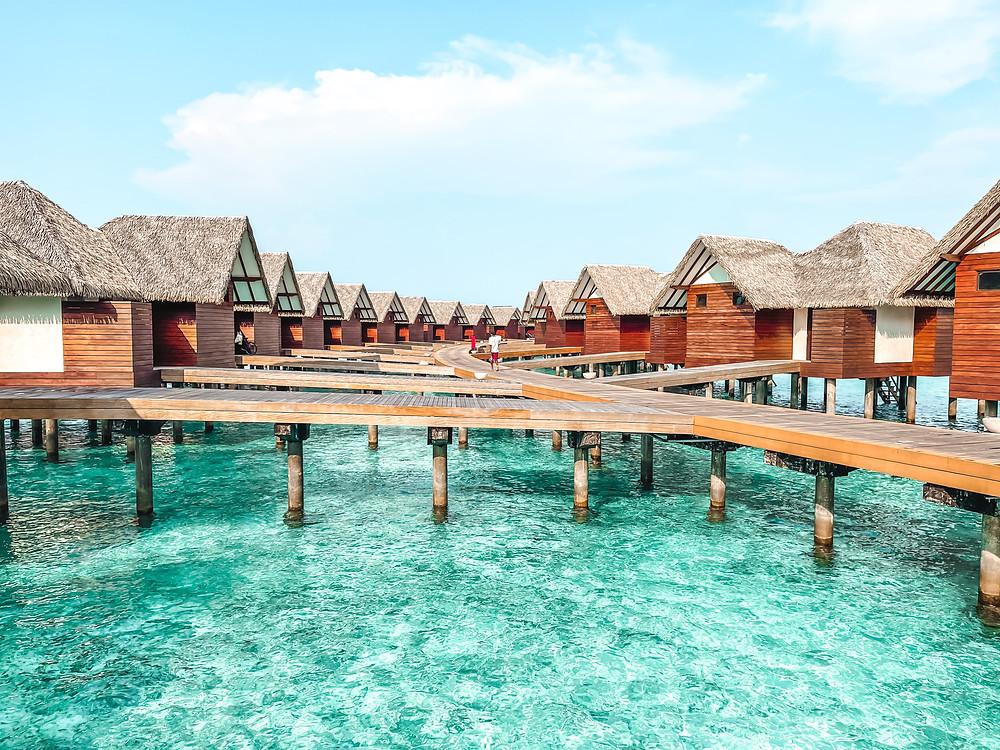 Heritance Aarah Maldives Overwater villas