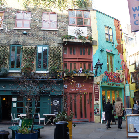 London - Soho and Covent Garden guide