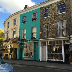 London - Notting Hill rehberi