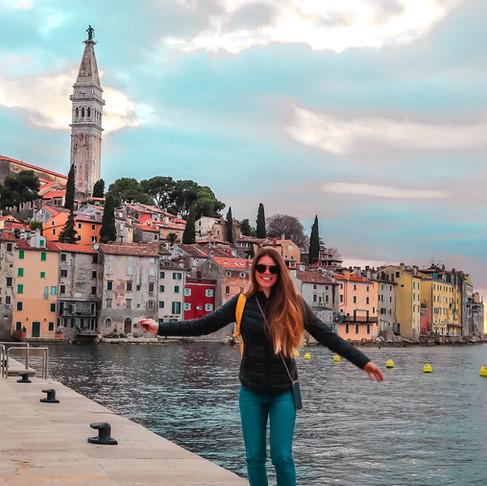 Rovinj Rehberi - Hırvatistan'da bir İtalya havası