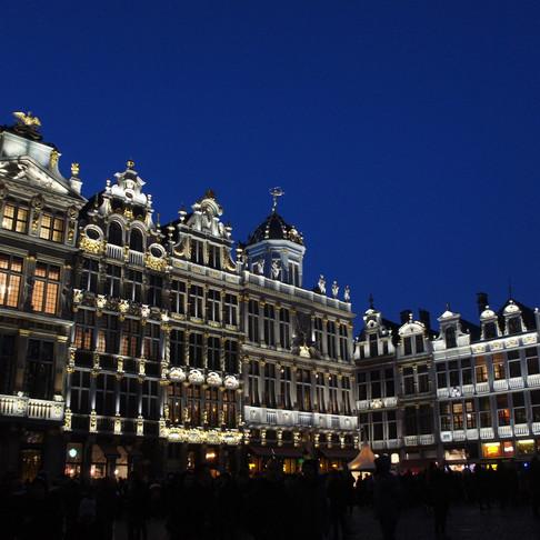 Brussels - Bruges Fotostory