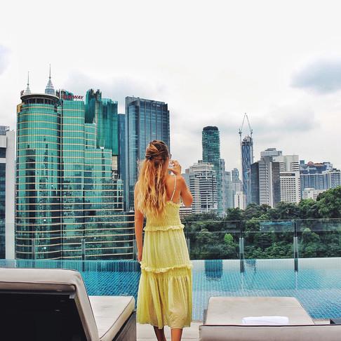 Kuala Lumpur - Hotel Stripes Review