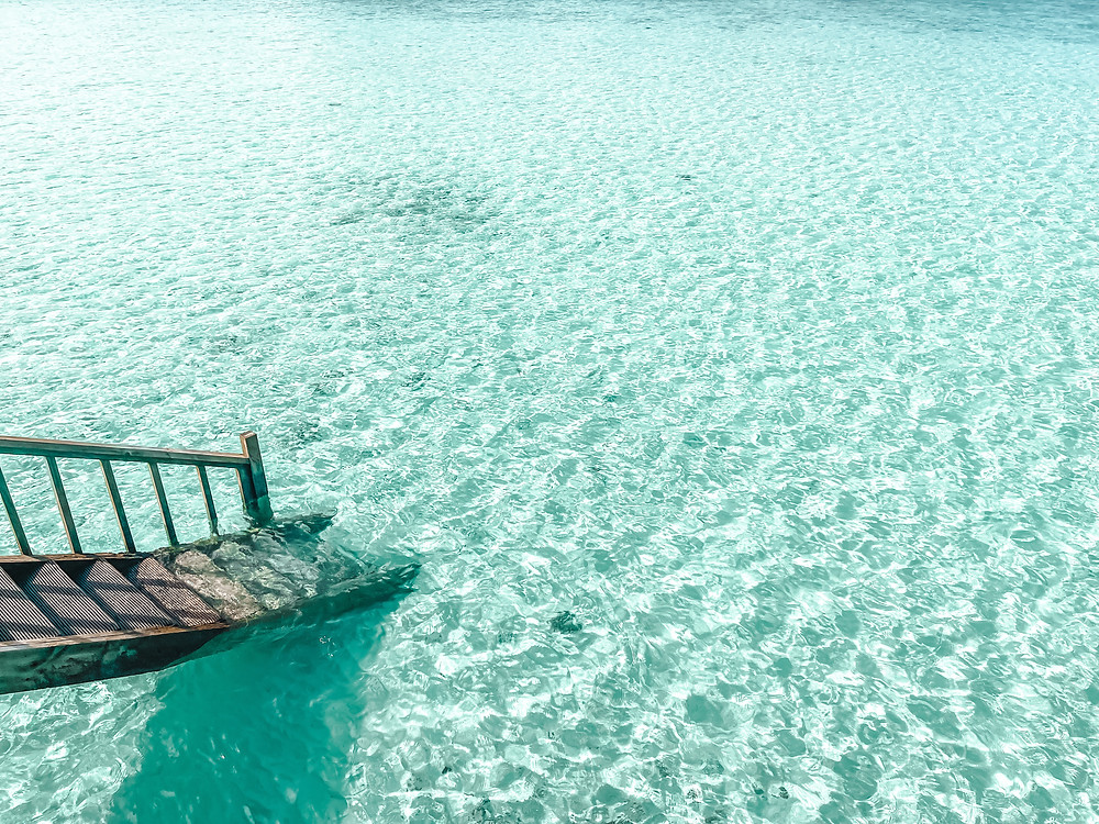 Heritance Aarah Maldives Overwater villa