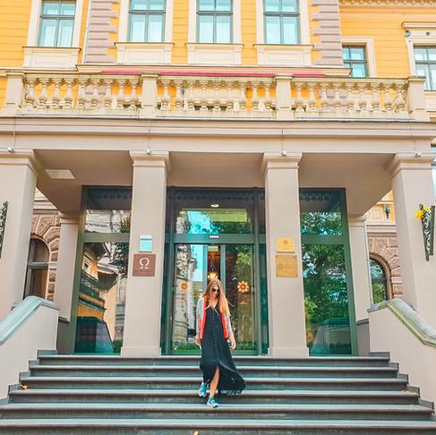 Riga'da nerede kalınır? - Gallery Park Hotel & Spa