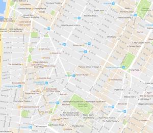 Mekan haritası