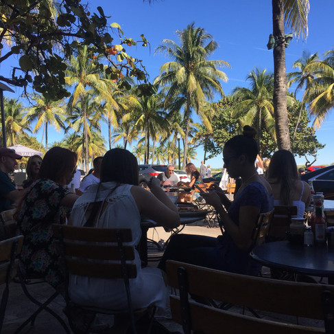 Miami - News Cafe