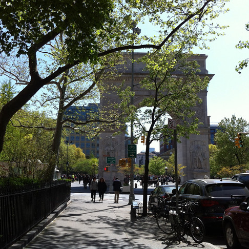 New York - Greenwich Village Rehberi