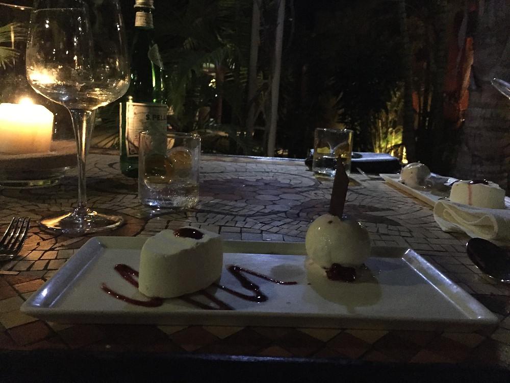 La Palma dessert