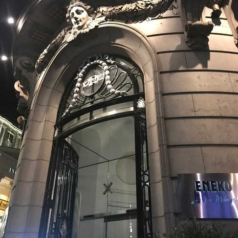 London: Eneko at One Aldwych