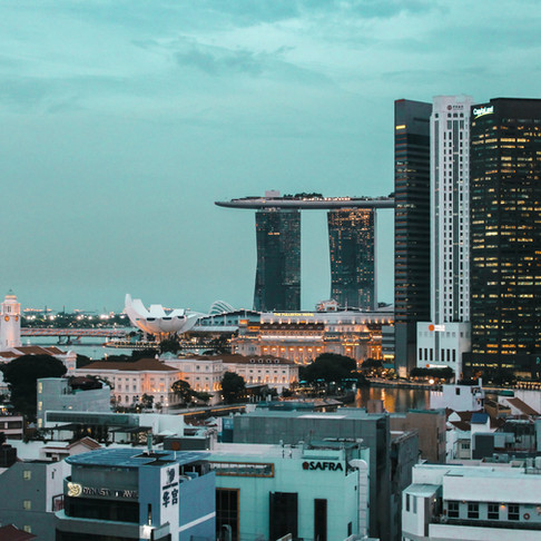 Singapur'da nerede kalınır? - Swissotel Merchant Court