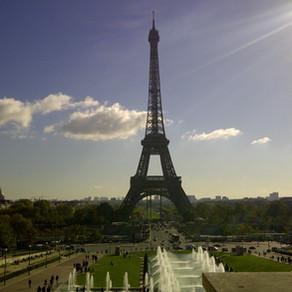 Paris - Champs Elysee, Eyfel kulesi
