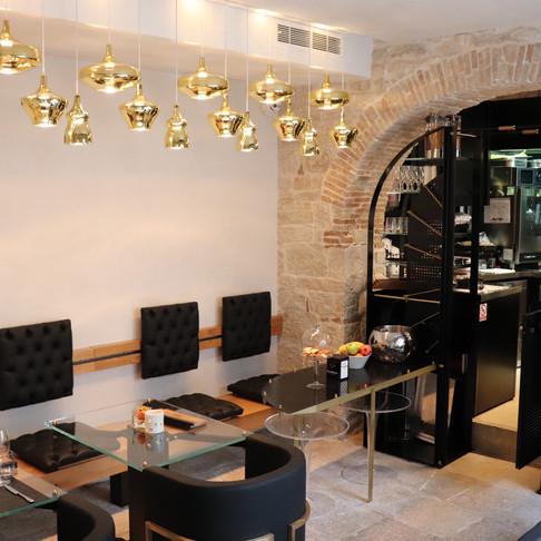 Rovinj'de nerede kalınır? Spirito Santo Hotel