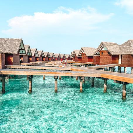 Maldives - Heritance Aarah Review