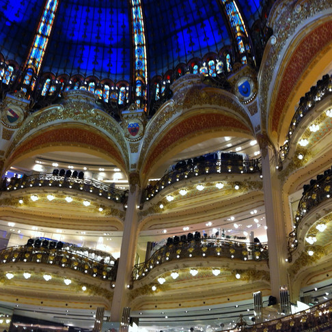 Paris - Louvre & Opera rehberi