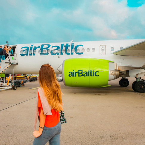 Air Baltic ile Business Class deneyimi