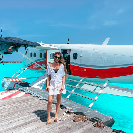Everything you need to know about a seaplane ride in the Maldives