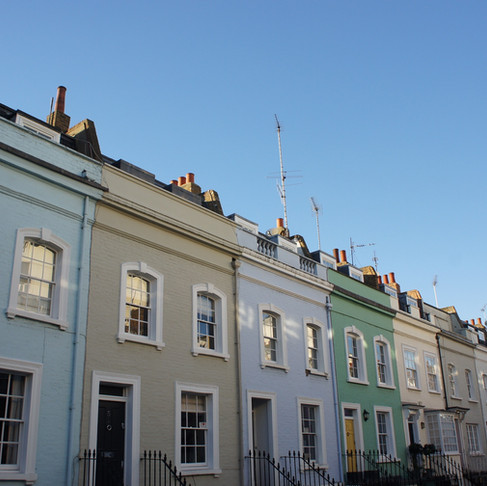 London - Knightsbrige, Chelsea, Belgravia guide