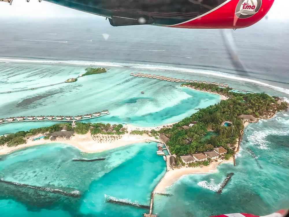 Transmaldivian Seaplane