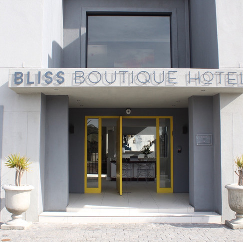 Where to stay in Cape Town? - Bliss Boutique Hotel