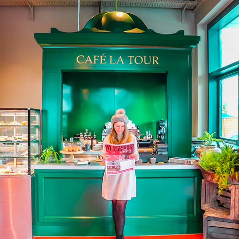 French vibes in Düsseldorf - Stay at the 25 Hours Das Tour