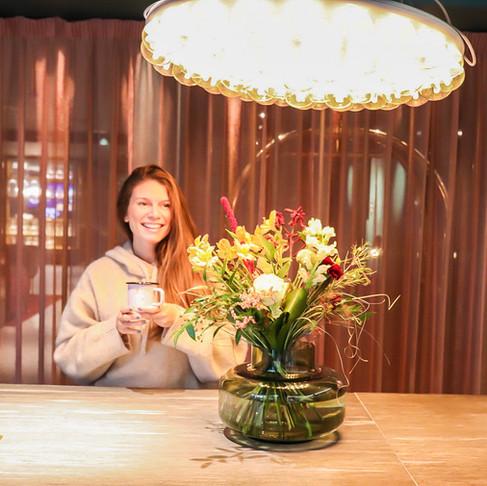 One night in Helsinki at the Marski Hotel by Scandic
