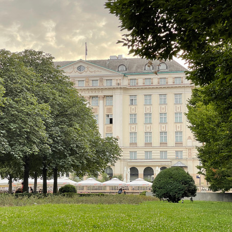 Where to stay in Zagreb? - Esplanade Hotel Review