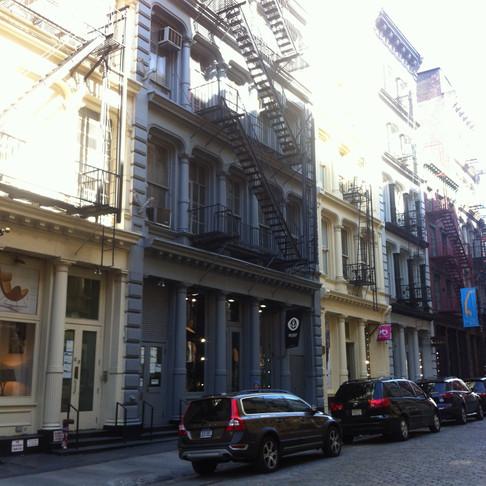 New York - SOHO & Downtown rehberi
