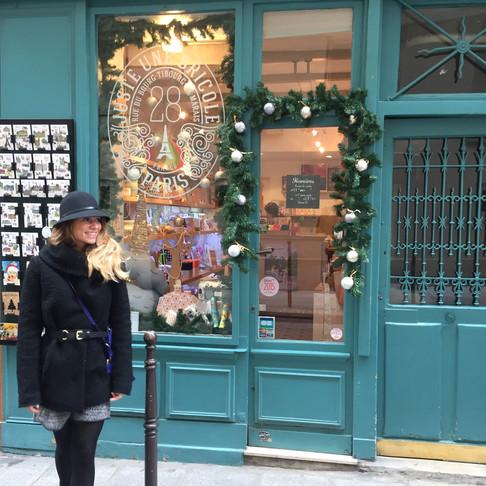 Paris - Le Marais & Saint Germain rehberi