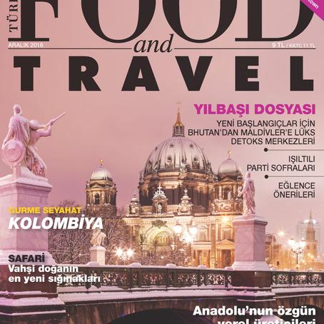 Out Of Office Blog Food & Travel Aralık sayısında