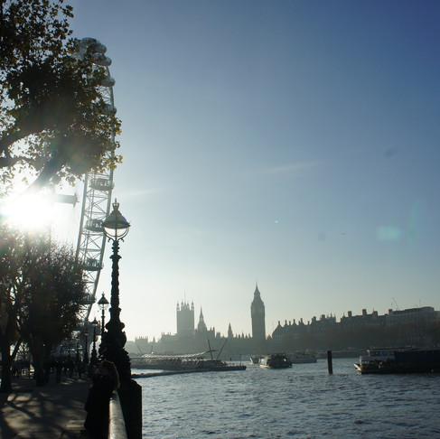 London - Nehrin diğer tarafı: Southbank & Southwark
