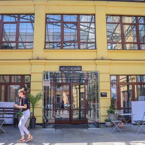 Where to stay in Kiev? - Bursa Hotel