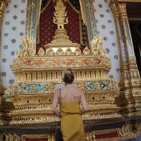 48 hours in Bangkok