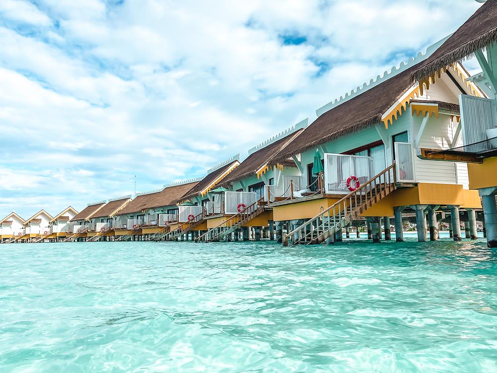 Sai Lagoon Water Villas