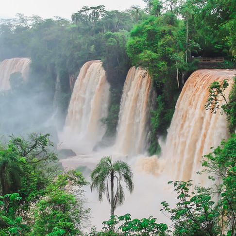A guide to Iguazu Falls