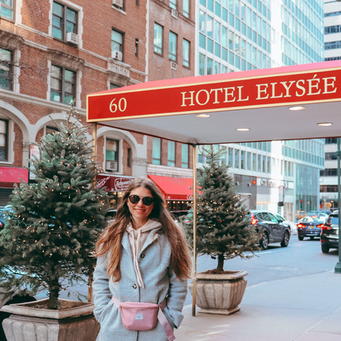 Where to stay in Manhattan Midtown? - Hotel Elysee Review