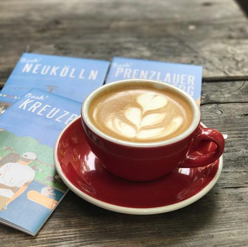 Berlin - En iyi kahveciler