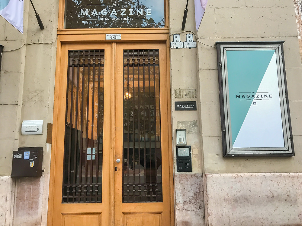 The Magazine Hotel Budapest