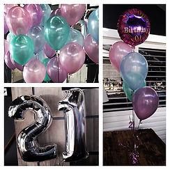 helium Balloons sunshine coast