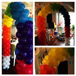 Balloon arch sunshine coast