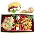 パスタ弁当  -Pasta Lunch Box-
