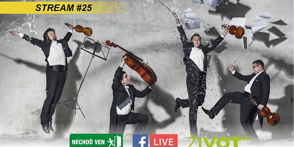 Epoque Quartet ft. Jan Kučera