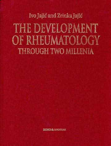 The development of rheumatology through