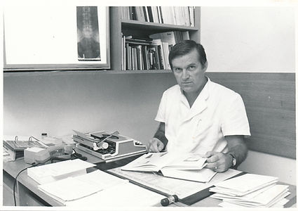 1979 klinika za ortopediju zagreb Ivo Jajic