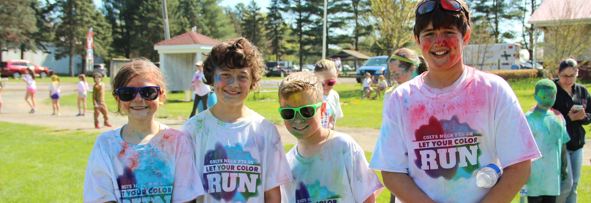 2015 Let Your Color Run Kids