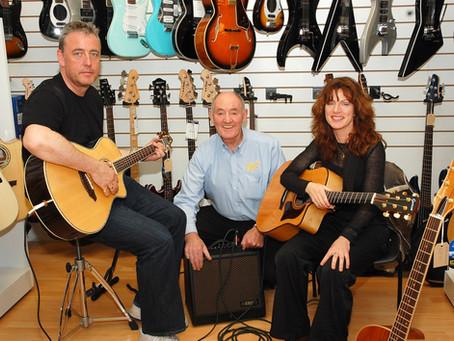 Tommy Leddy's Sound Shop: