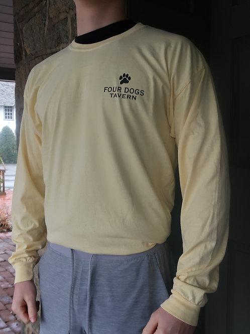 Long Sleeved Back Logo
